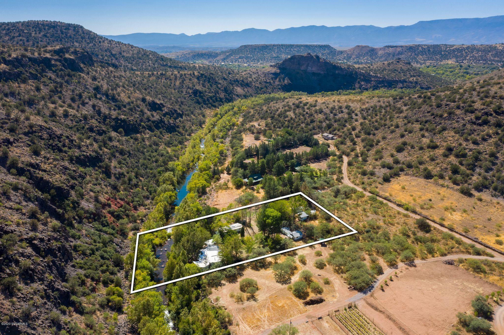 2905 N Echo Canyon Rd Cornville, AZ 86325