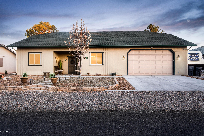 3841 E Lake Shore Drive Rimrock, AZ 86335