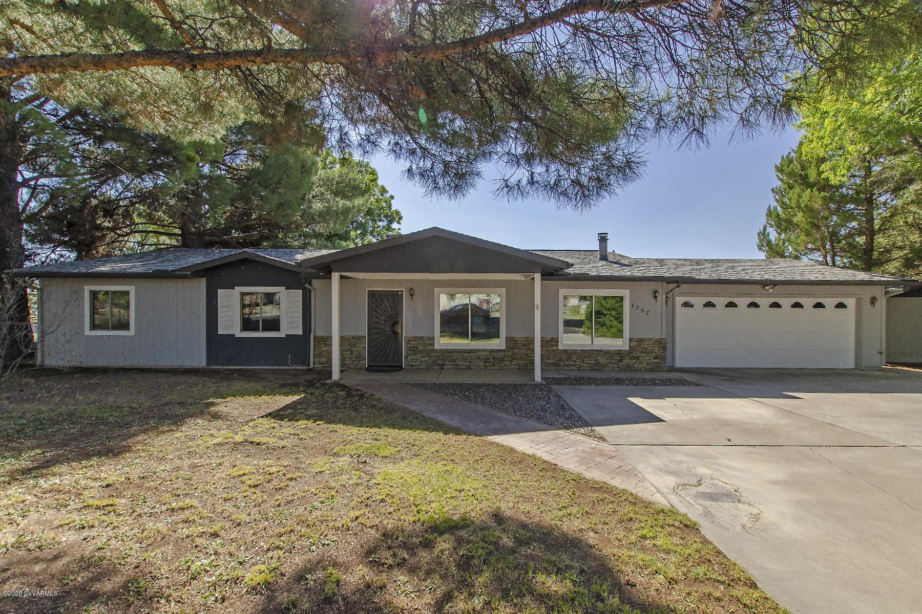 4267 E Zalesky Rd Cottonwood, AZ 86326