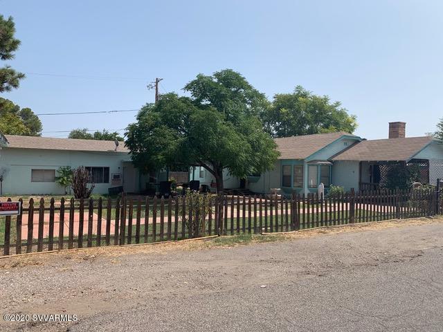 721 N 3rd St Cottonwood, AZ 86326