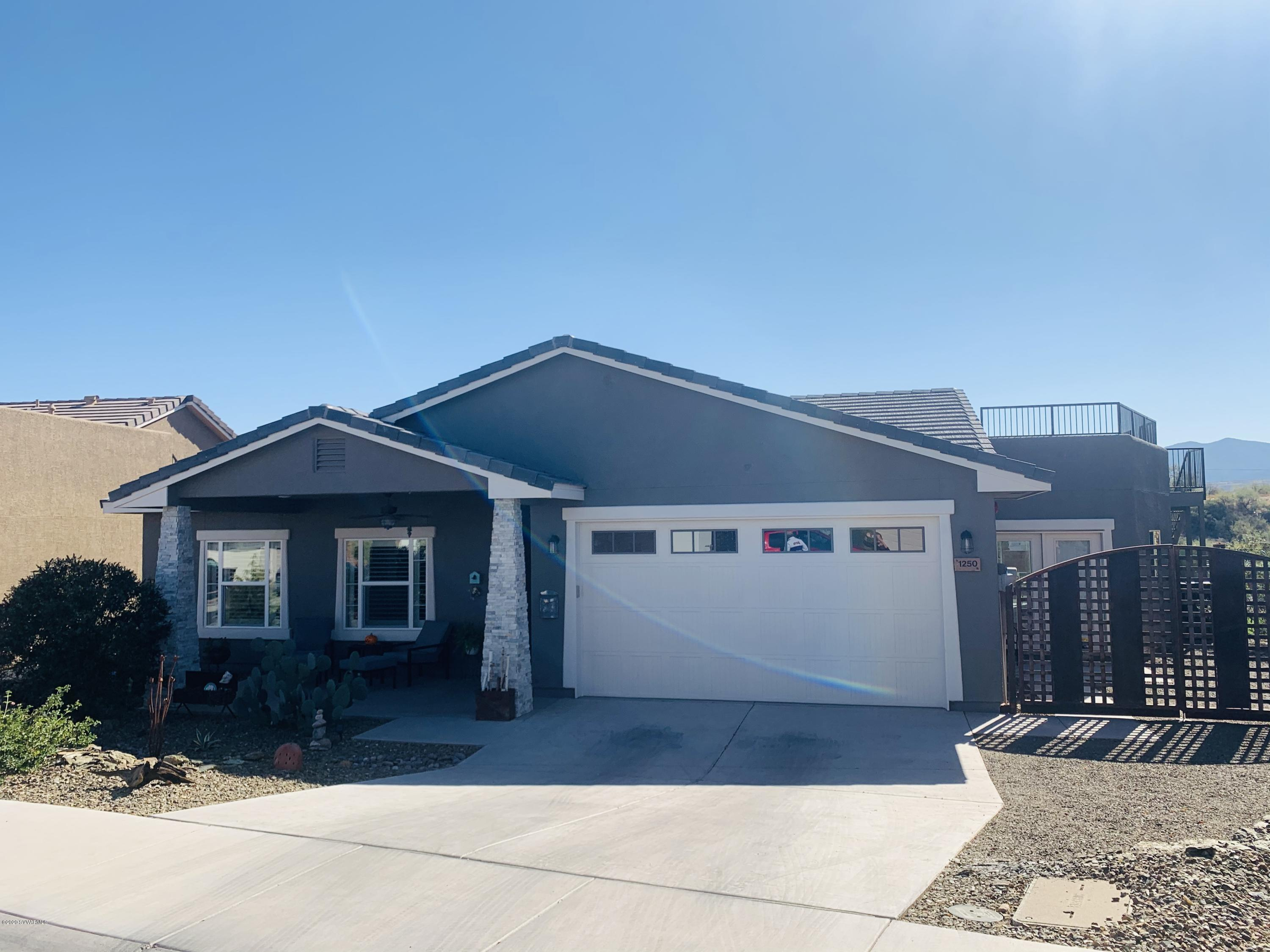 1250 Whitetail Run Cottonwood, AZ 86326