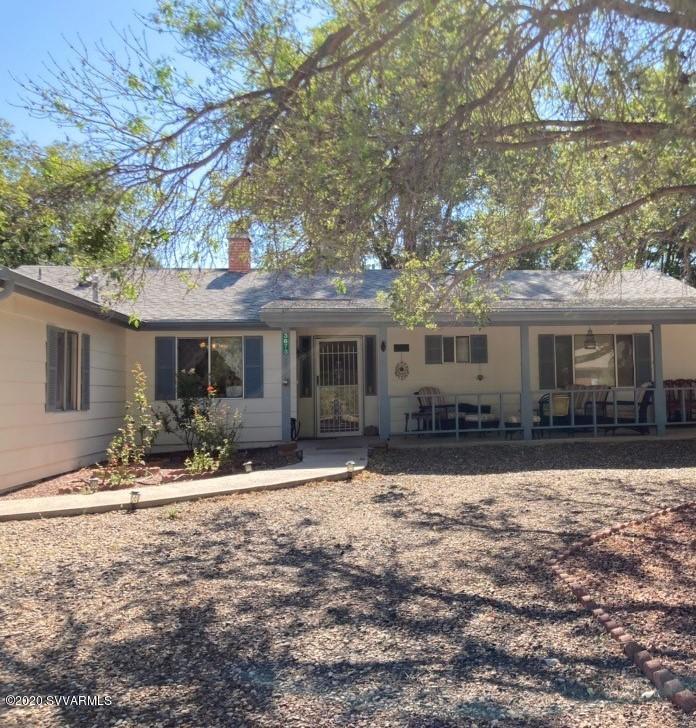 3673 E Sycamore Lane Rimrock, AZ 86335