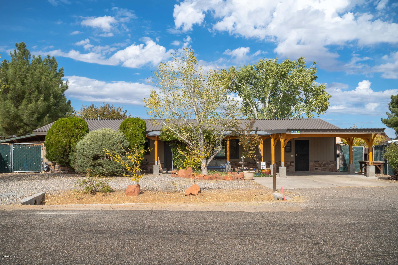 4426 E Silver Leaf Tr Cottonwood, AZ 86326