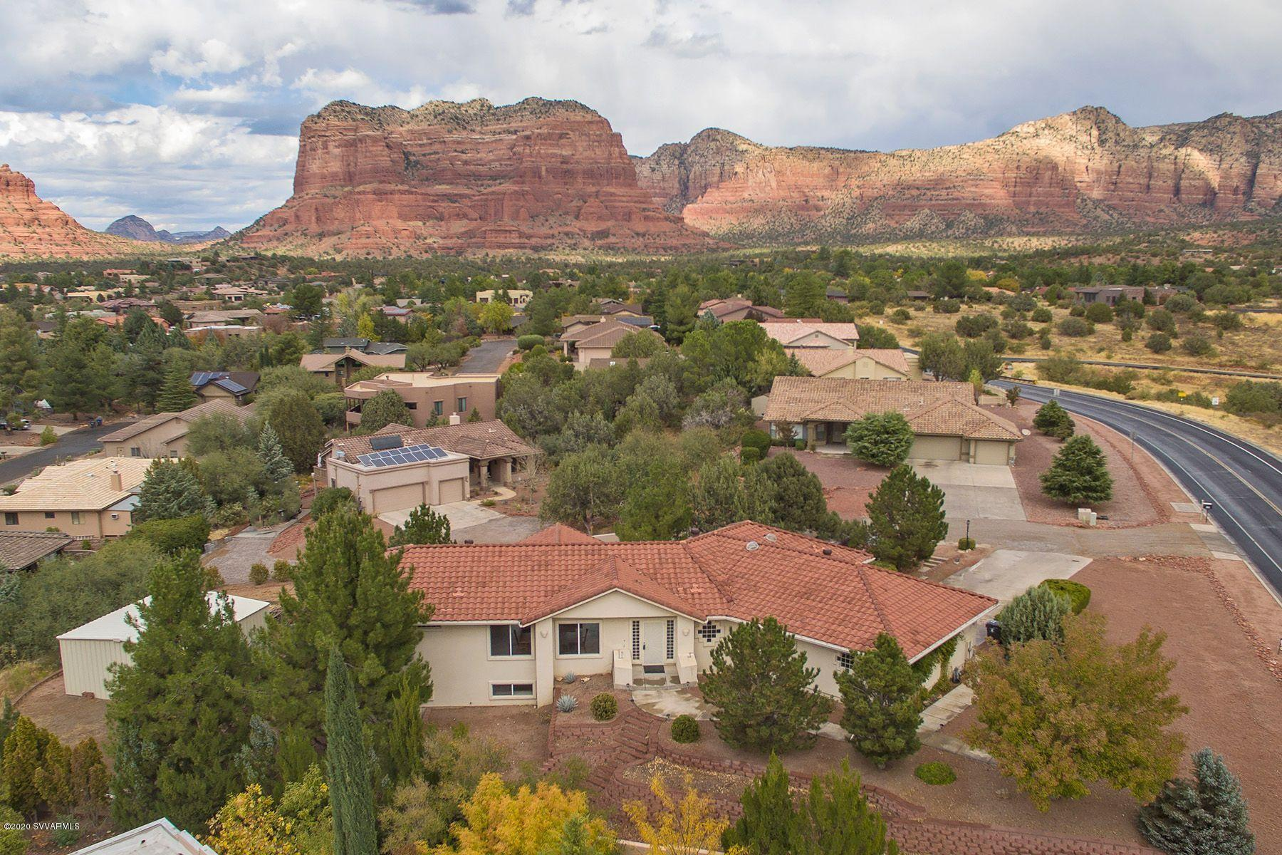 585 Jacks Canyon Rd Sedona, AZ 86351