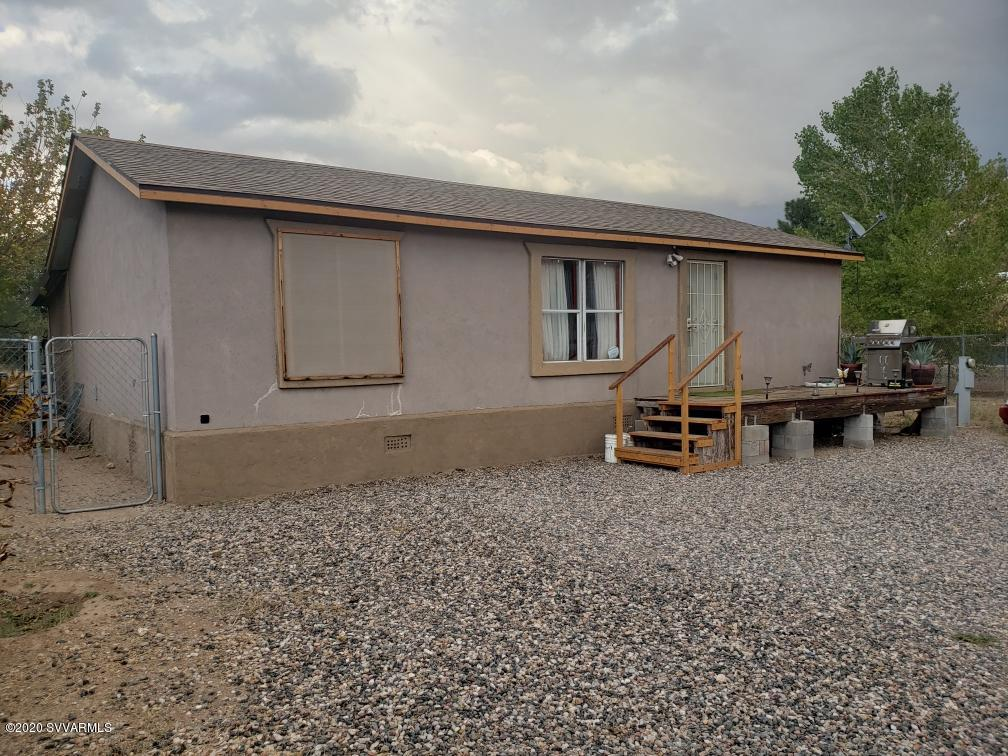 4850 E Dawson Way Rimrock, AZ 86335