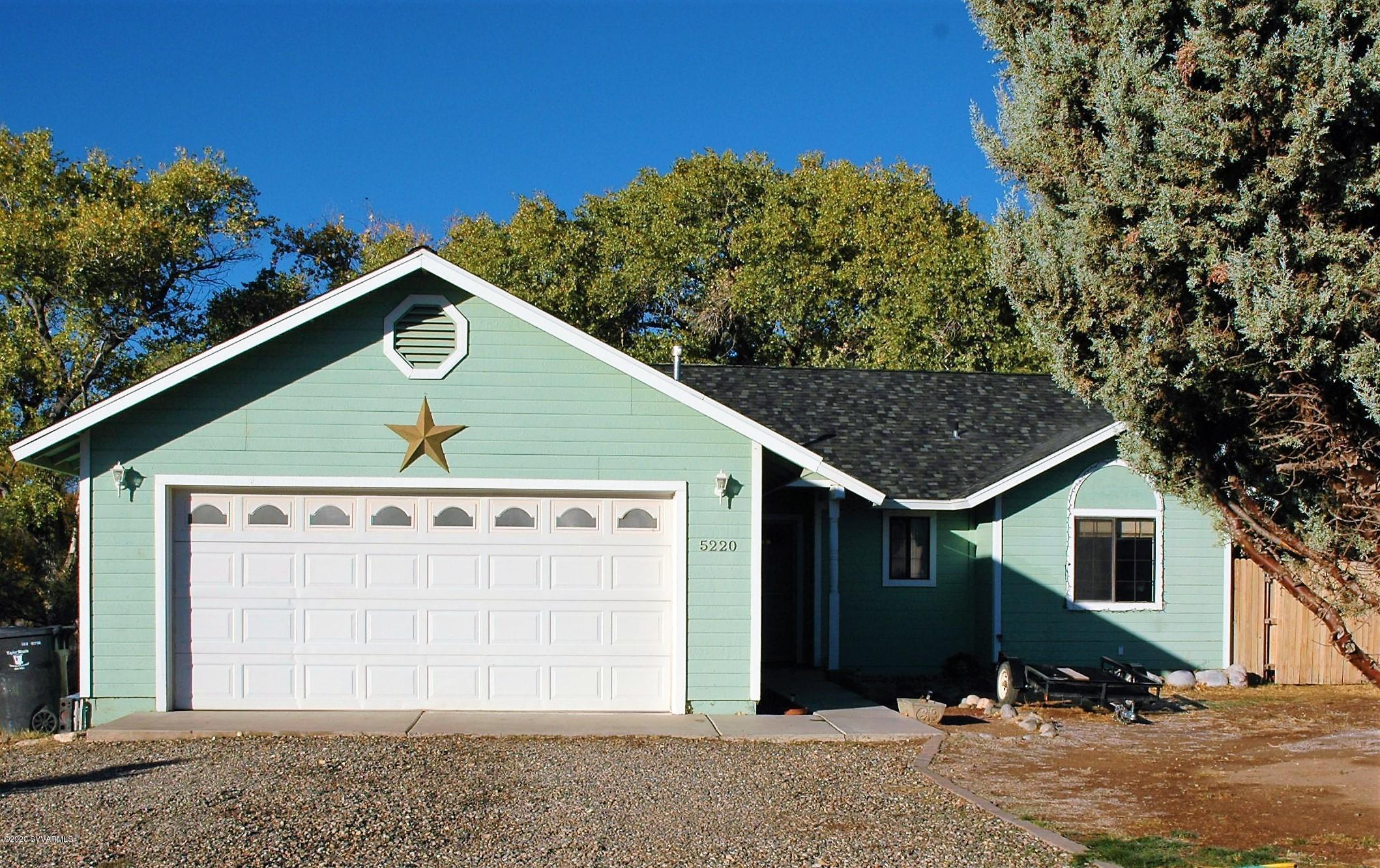 5220 N Kramer Drive Rimrock, AZ 86335