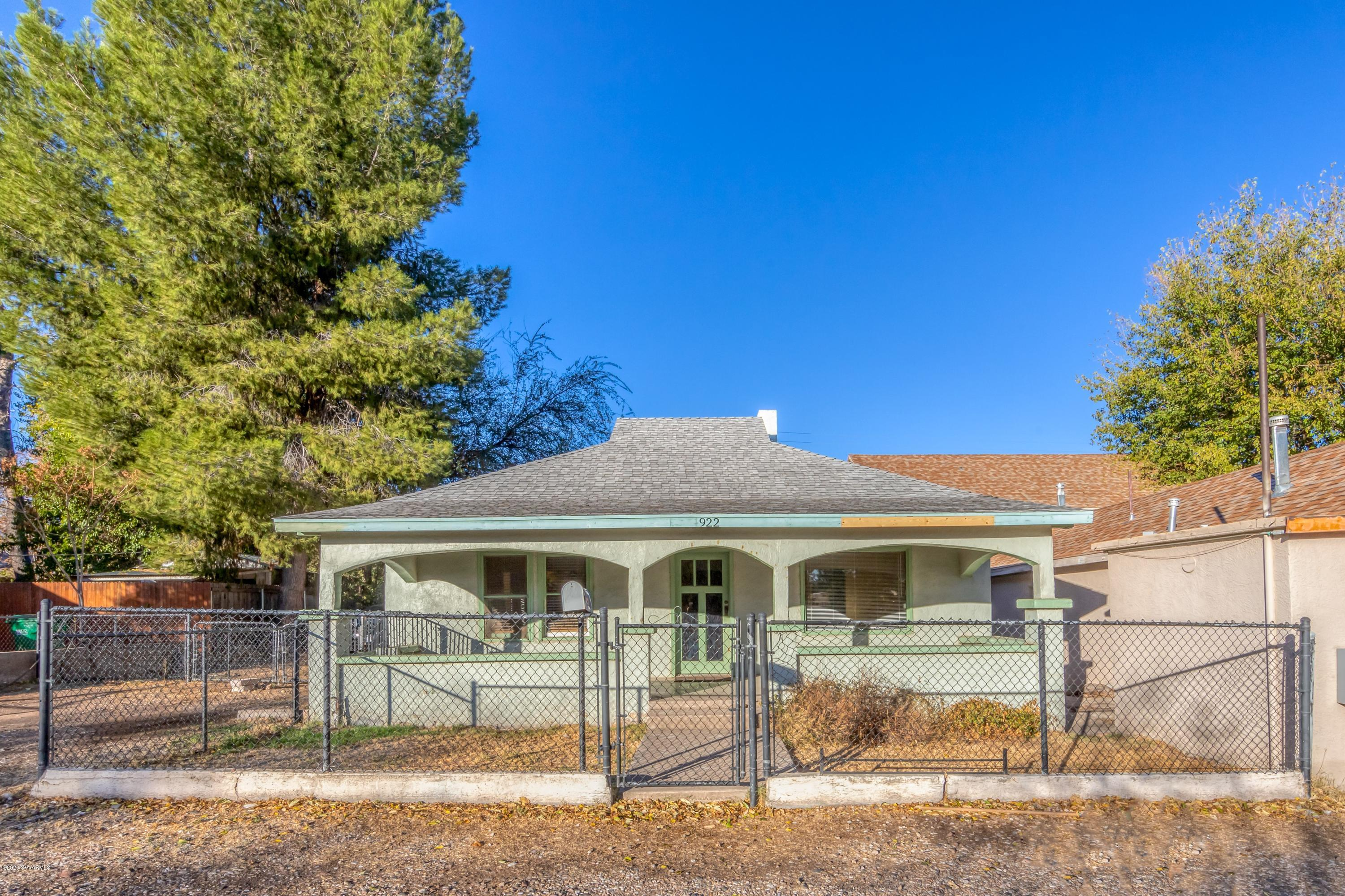922 N 2nd St Cottonwood, AZ 86326