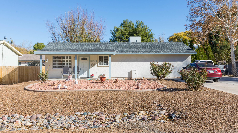 3804 E Comanche Drive Cottonwood, AZ 86326