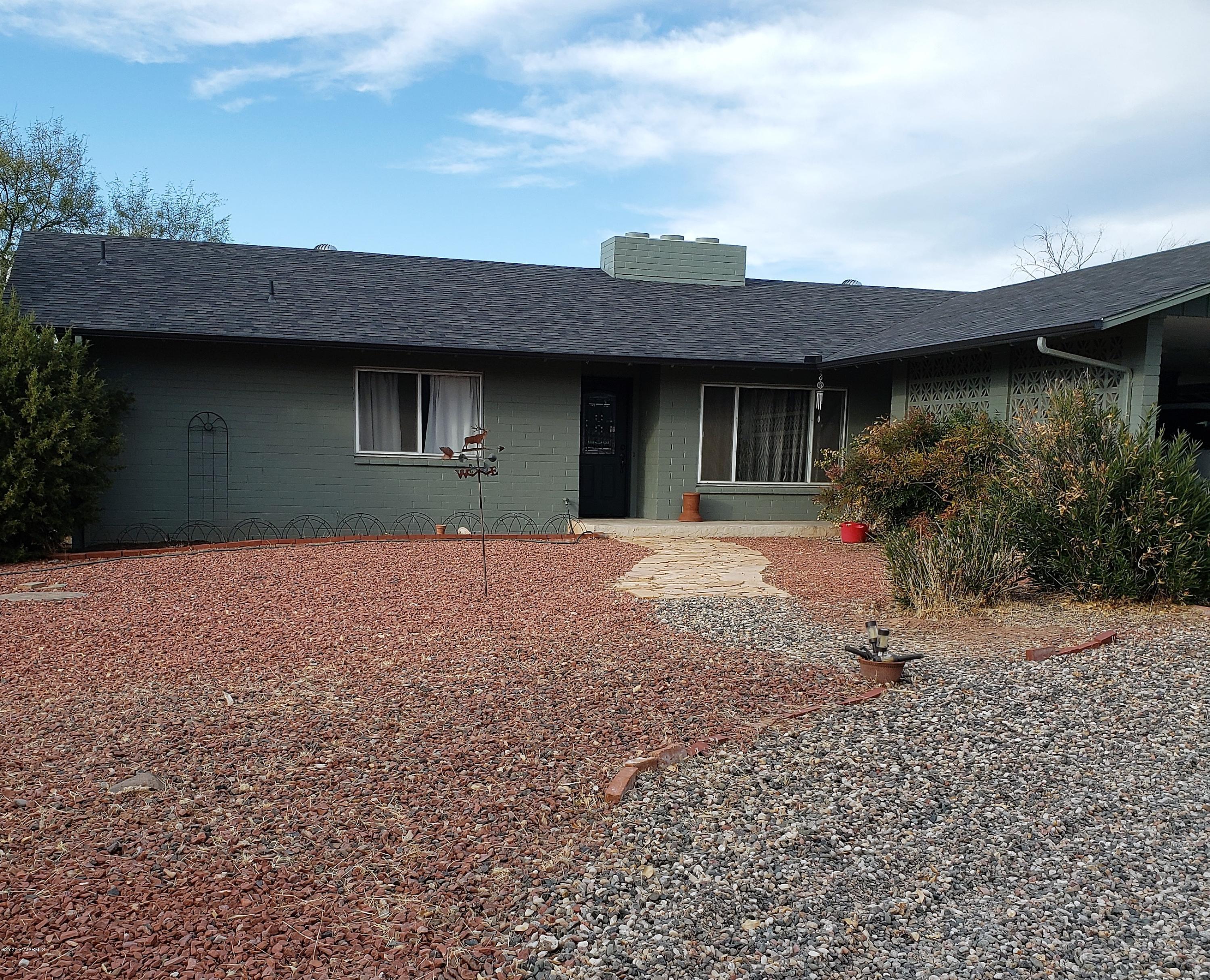 4230 E Tohono Way Rimrock, AZ 86335