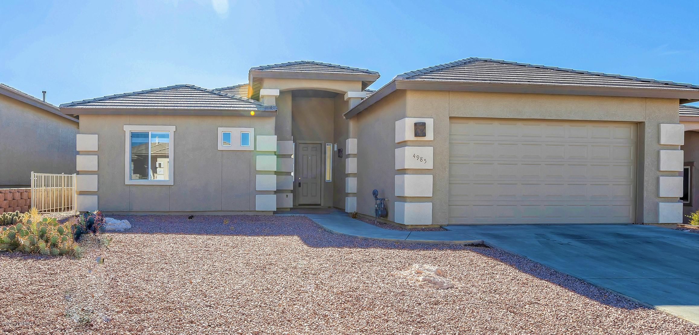 4985 E Nighthawk Drive Cornville, AZ 86325