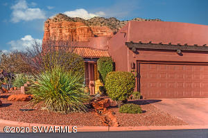 100 Rojo Vista Court, Sedona, AZ 86351