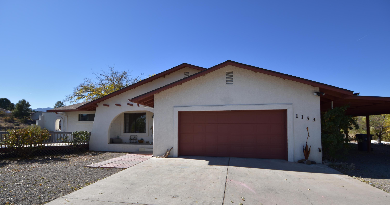1153 E Rio Mesa Tr Cottonwood, AZ 86326