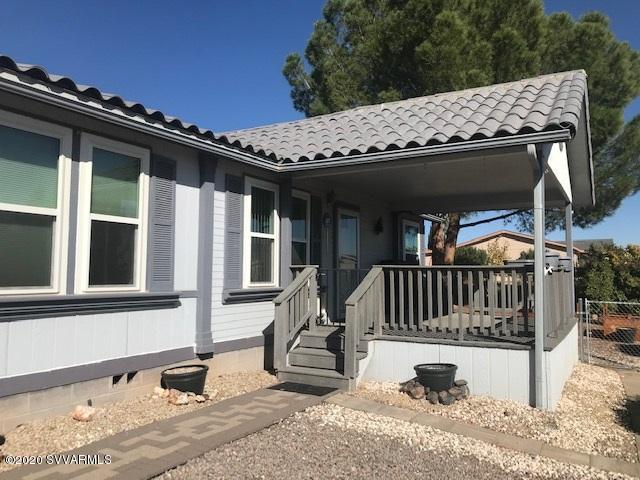 510 Mingus Shadows Drive Clarkdale, AZ 86324