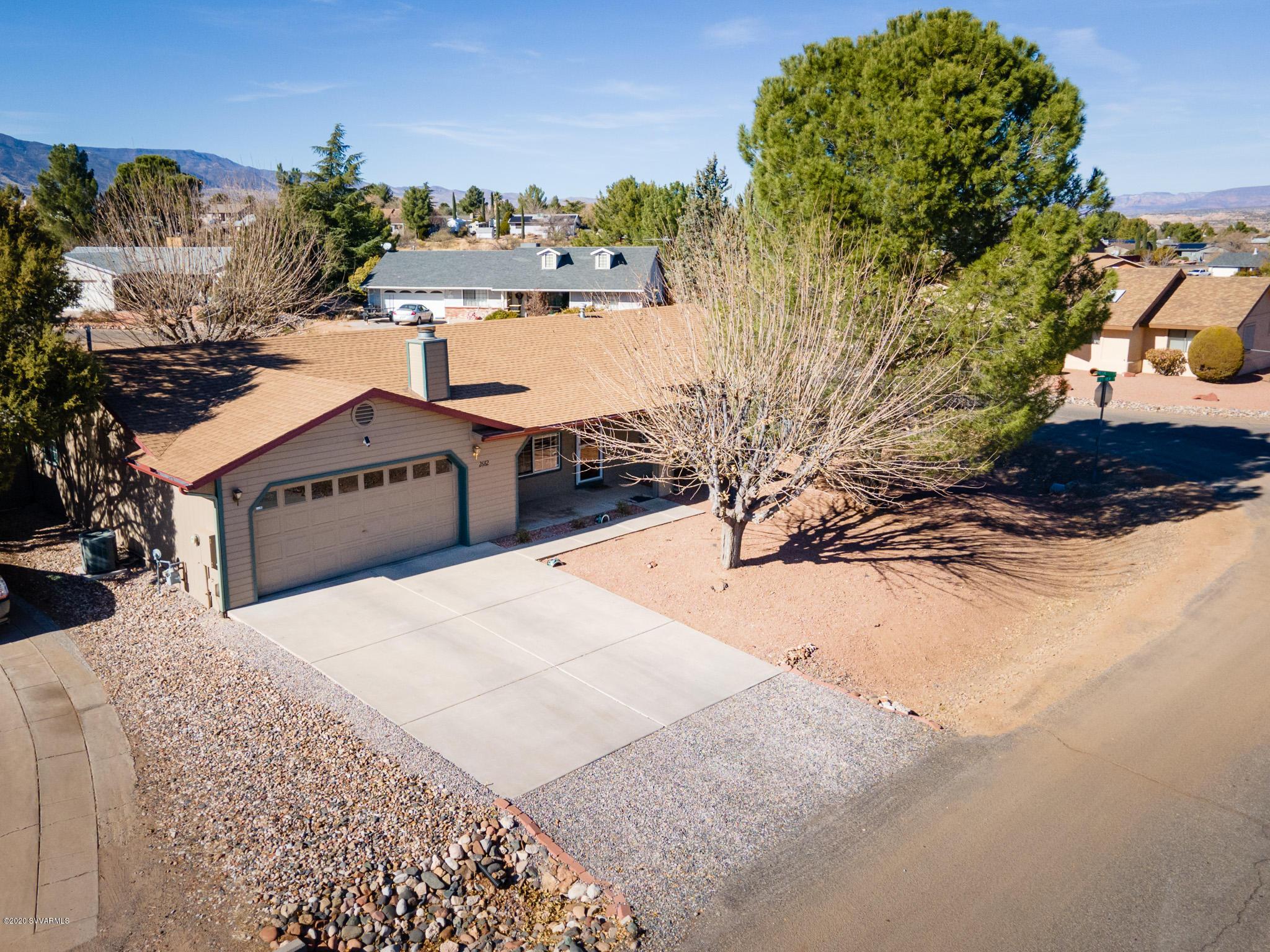 2682 S Cliff View Drive Cottonwood, AZ 86326