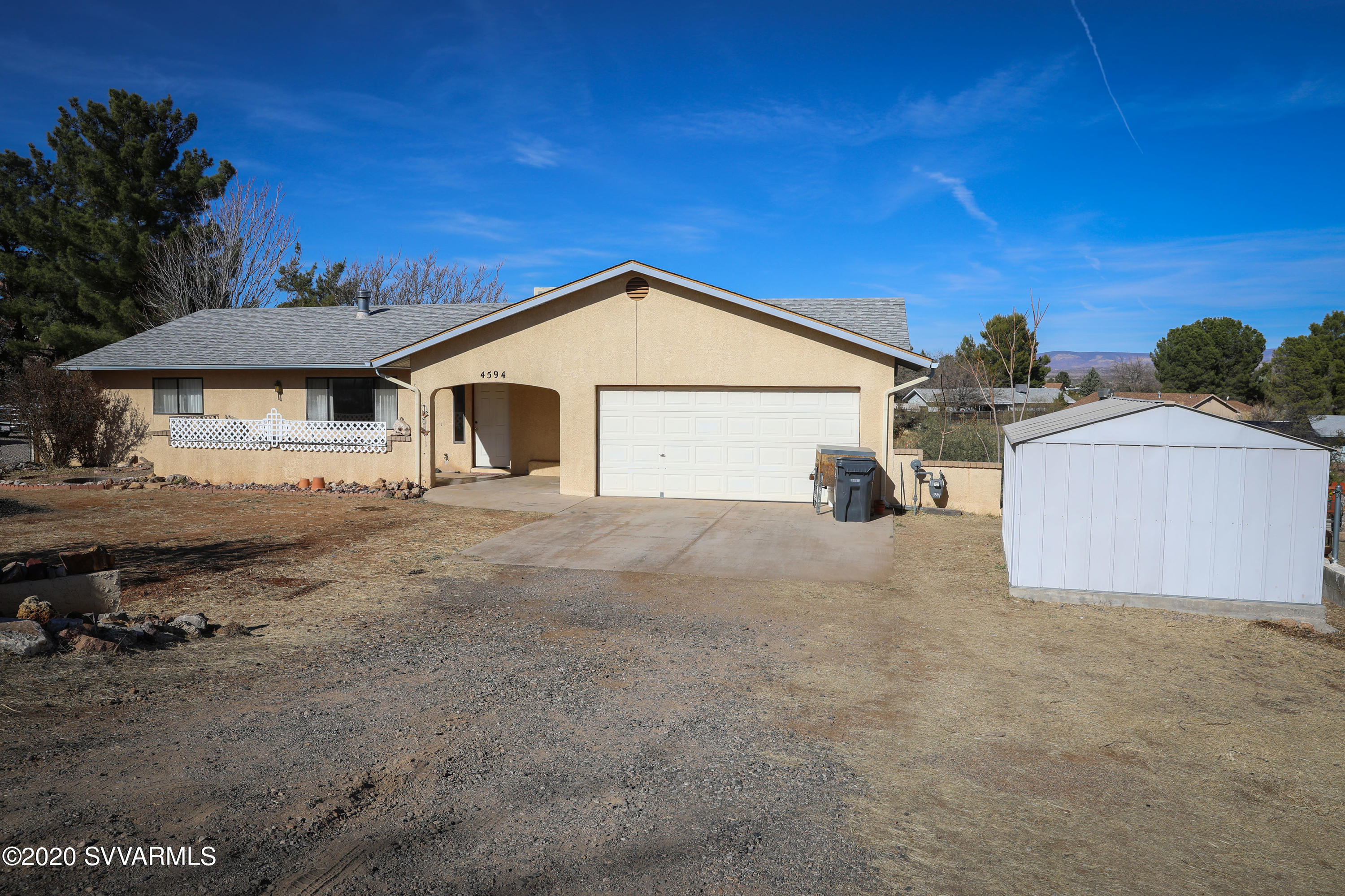 4594 E Butte Drive Cottonwood, AZ 86326