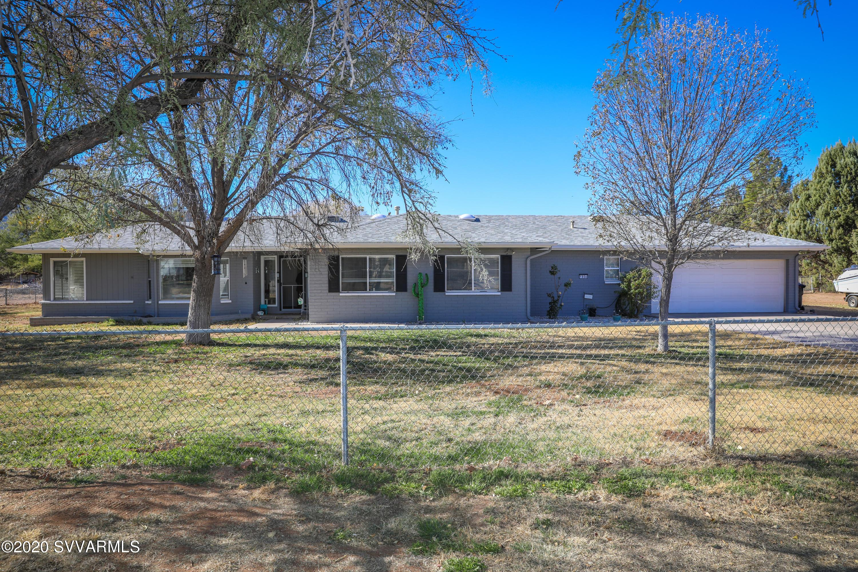 1804 S Quarterhorse Lane Camp Verde, AZ 86322