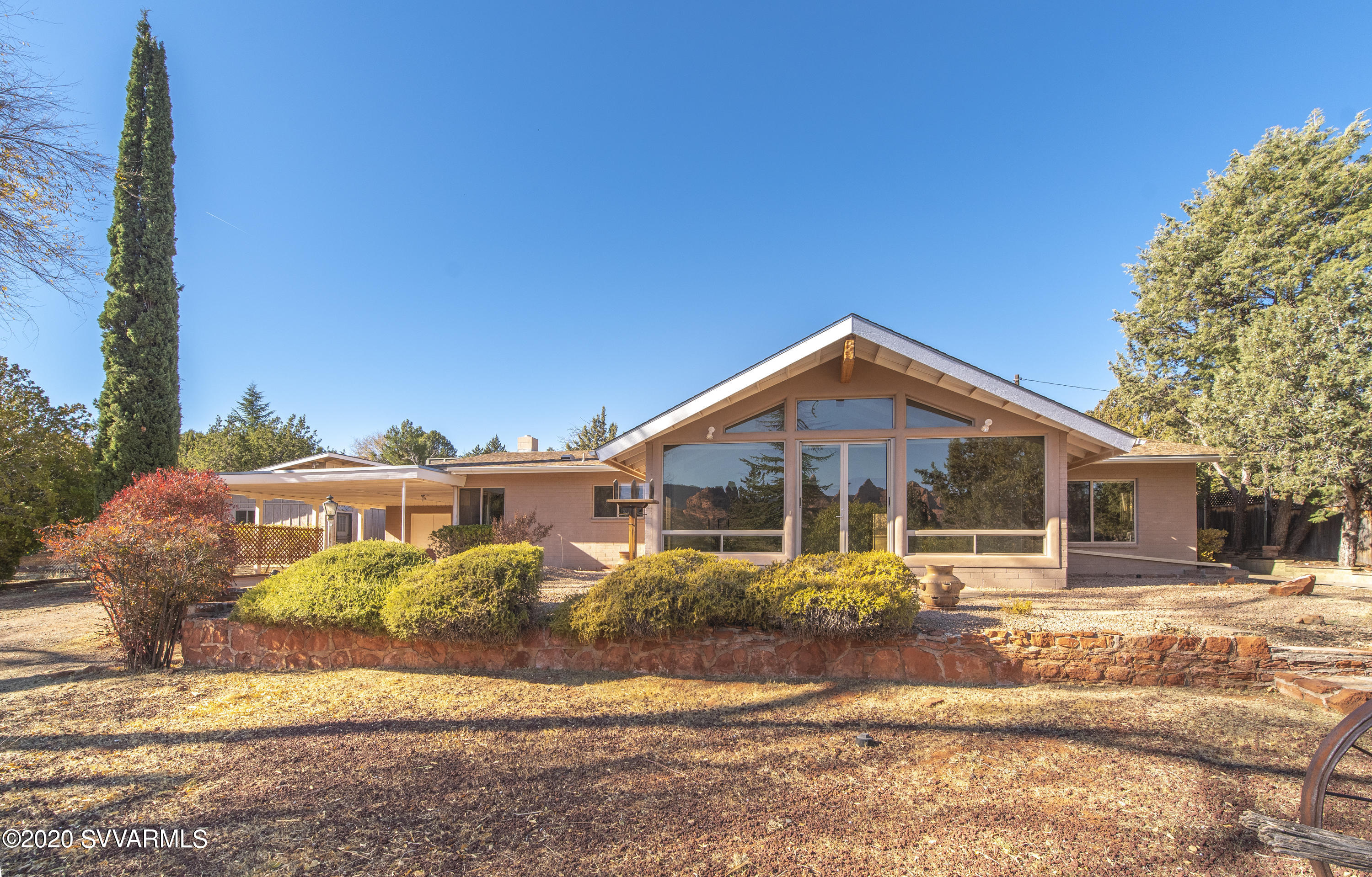 45 Old Crow Lane Sedona, AZ 86336