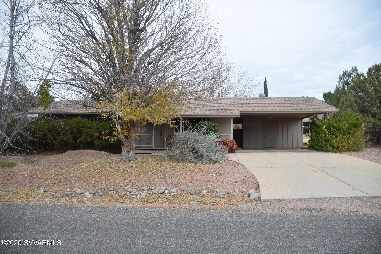 35 Rosewood Rd Sedona, AZ 86351