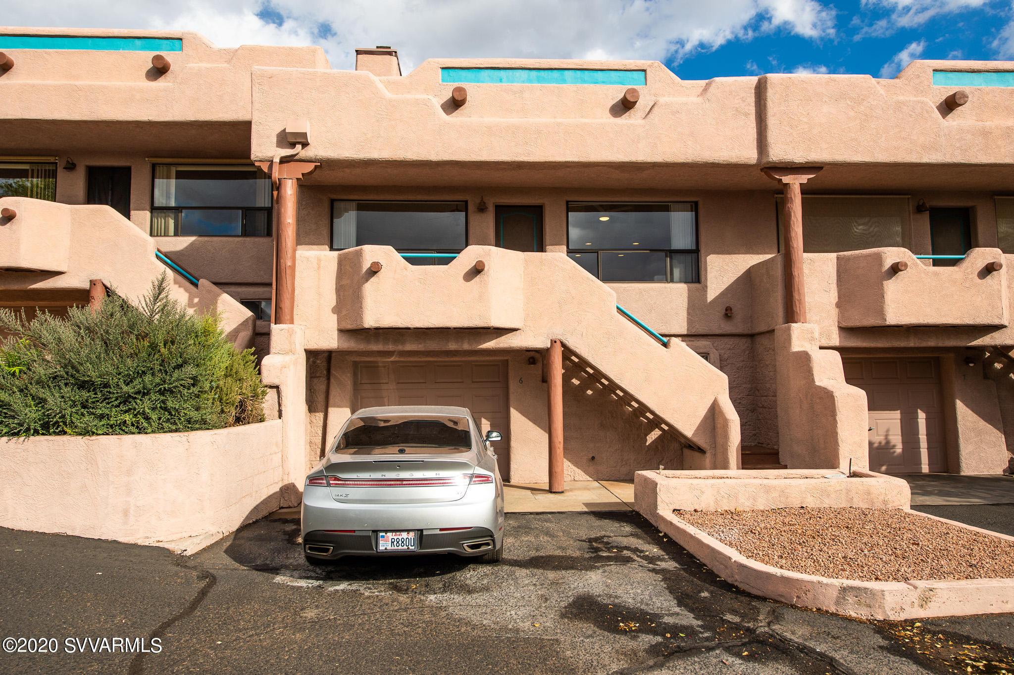 260 Coffee Pot Drive UNIT #6 Sedona, AZ 86336