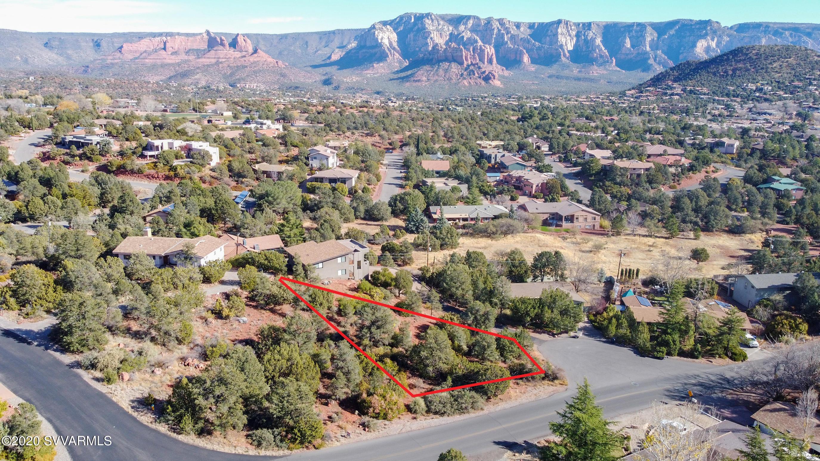 310 Mountain Shadows Drive Sedona, AZ 86336