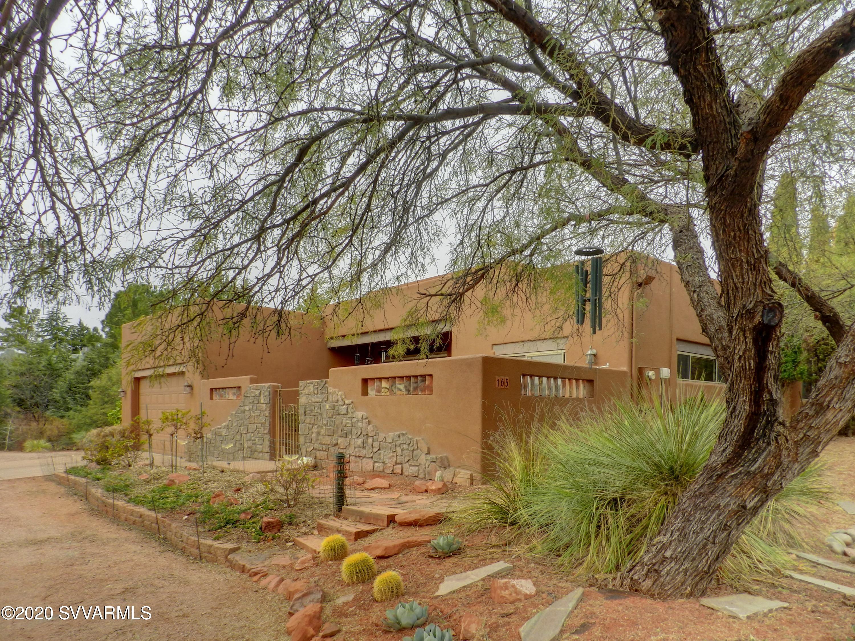 165 Ridgecrest Drive Sedona, AZ 86351