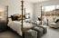 Sundance model home master bedroom