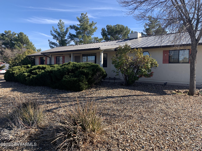 1633 Rio Mesa Tr UNIT #6 Cottonwood, AZ 86326