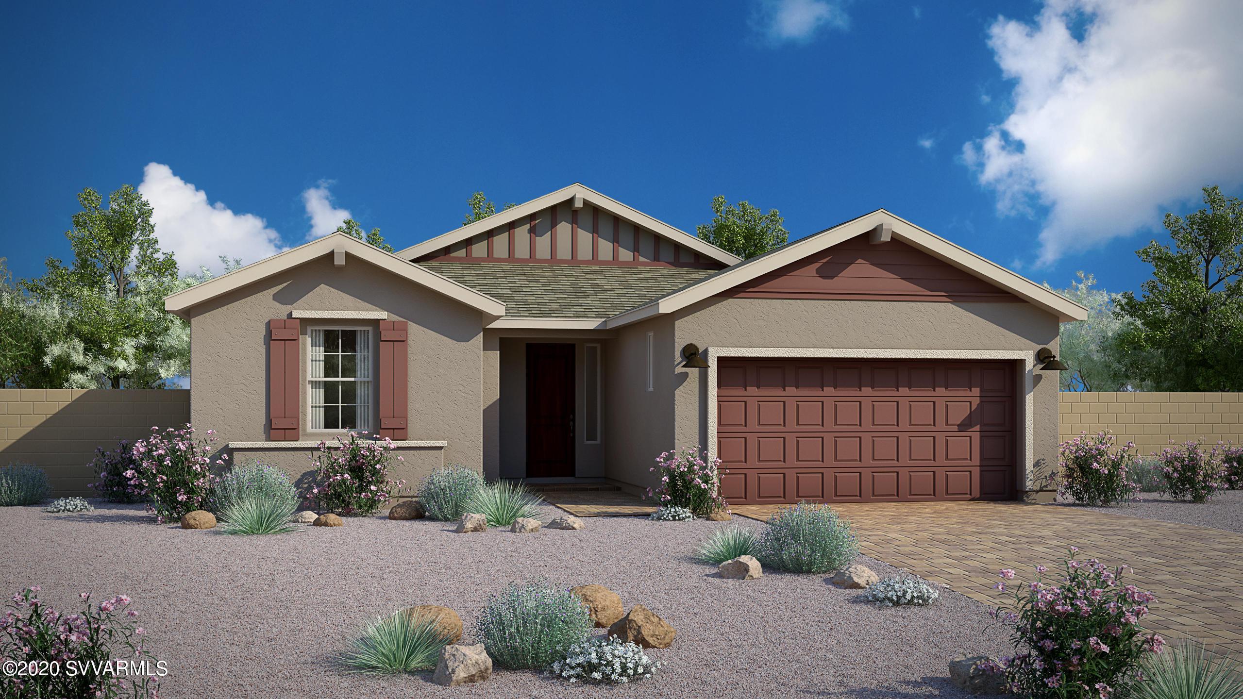 454 Miners Gulch Drive Clarkdale, AZ 86324