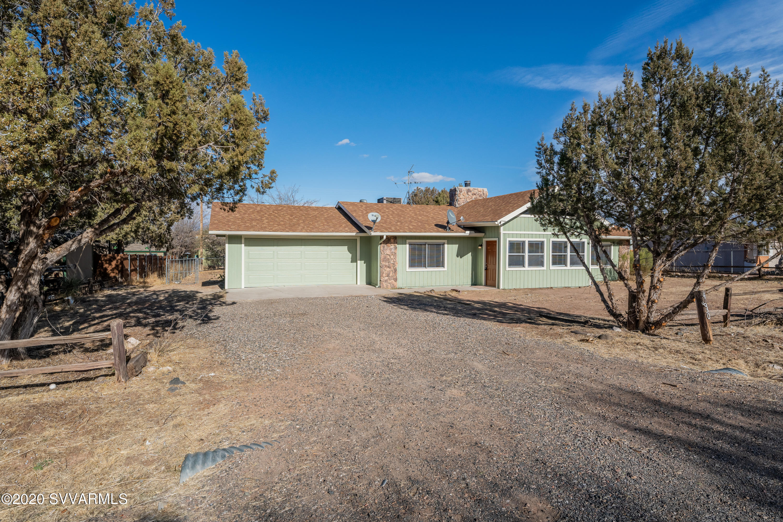 4830 E Cochise Drive Rimrock, AZ 86335
