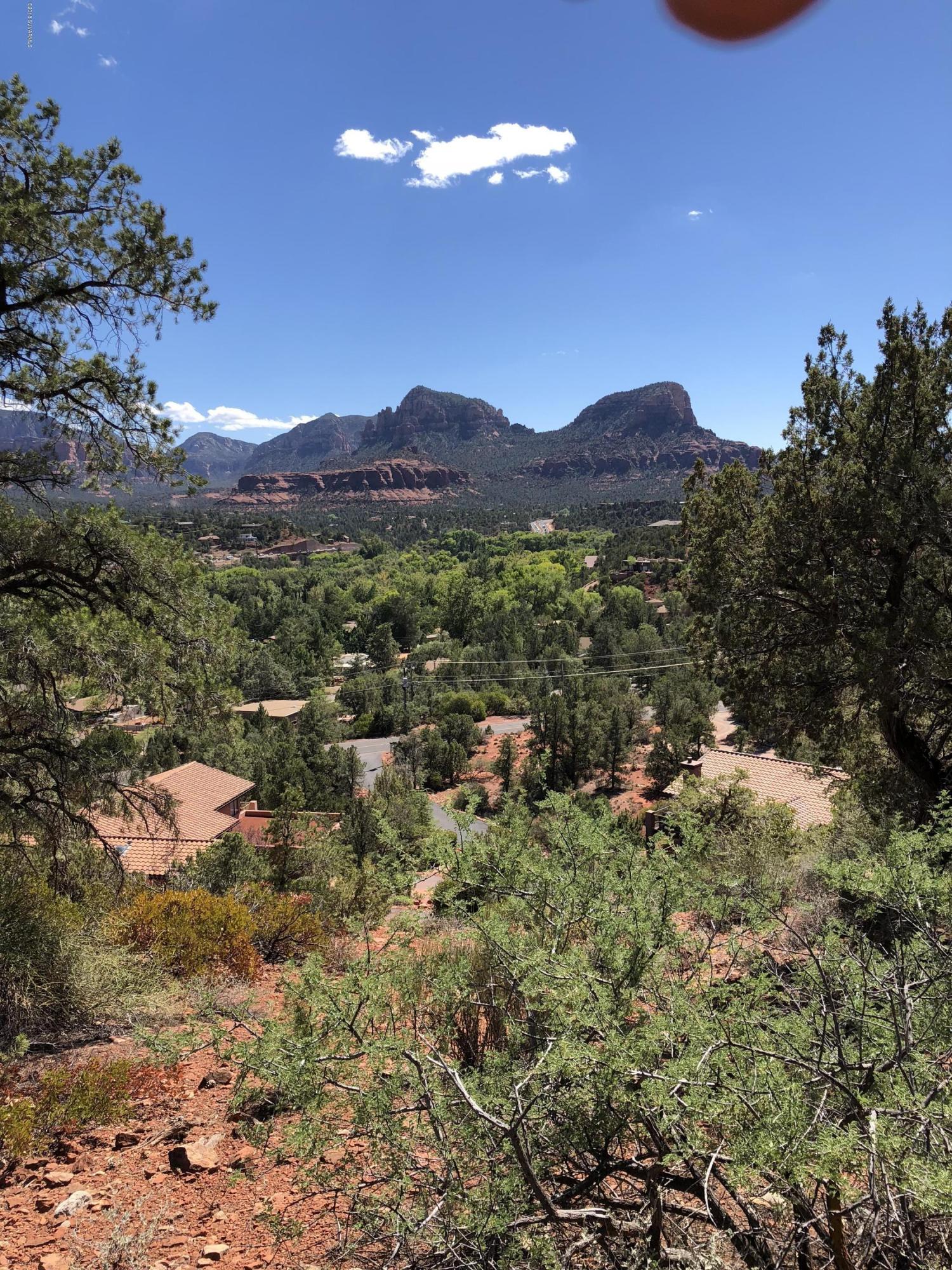 12.5 Acre Lot Subdivision Mormon Hill Rd Sedona, AZ 86336