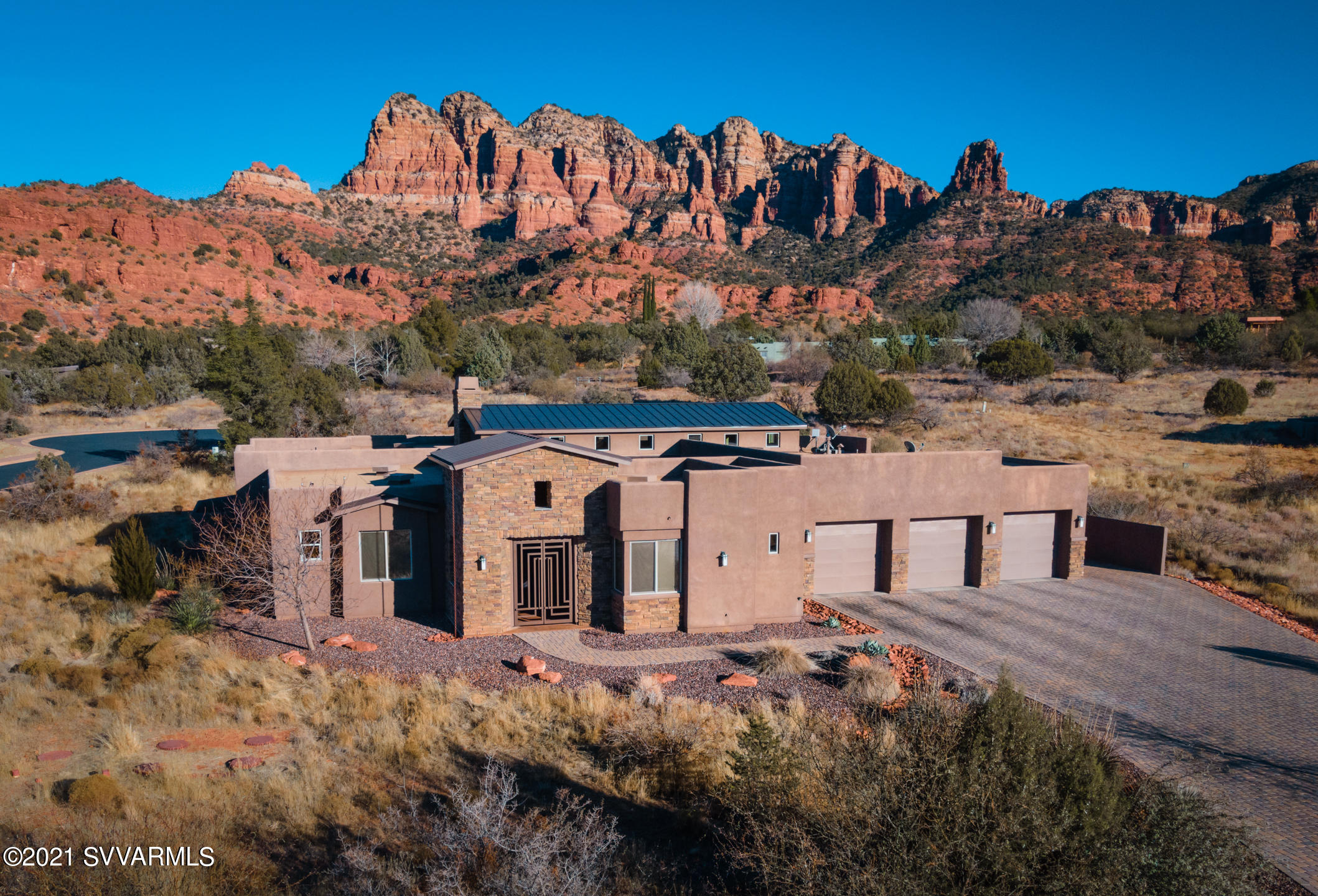25 Cathedral Ranch Drive Sedona, AZ 86351