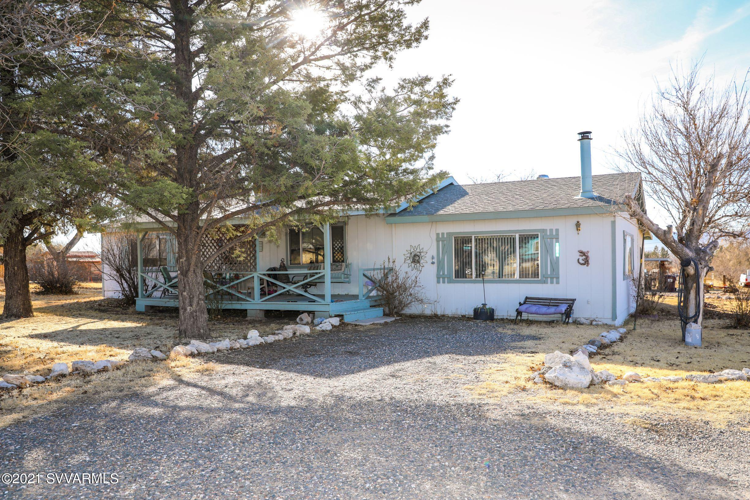 3745 Center Lane Camp Verde, AZ 86322