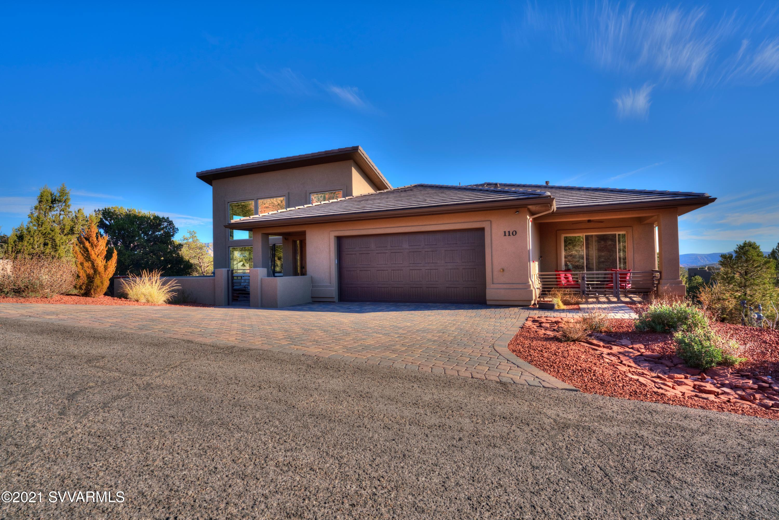 110 Painted Pony Drive Sedona, AZ 86336
