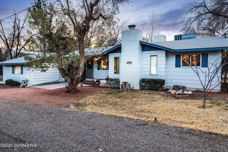 3706 E Sycamore Lane Rimrock, AZ 86335