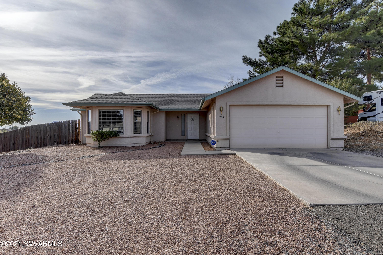 769 E Rio Mesa Tr Cottonwood, AZ 86326