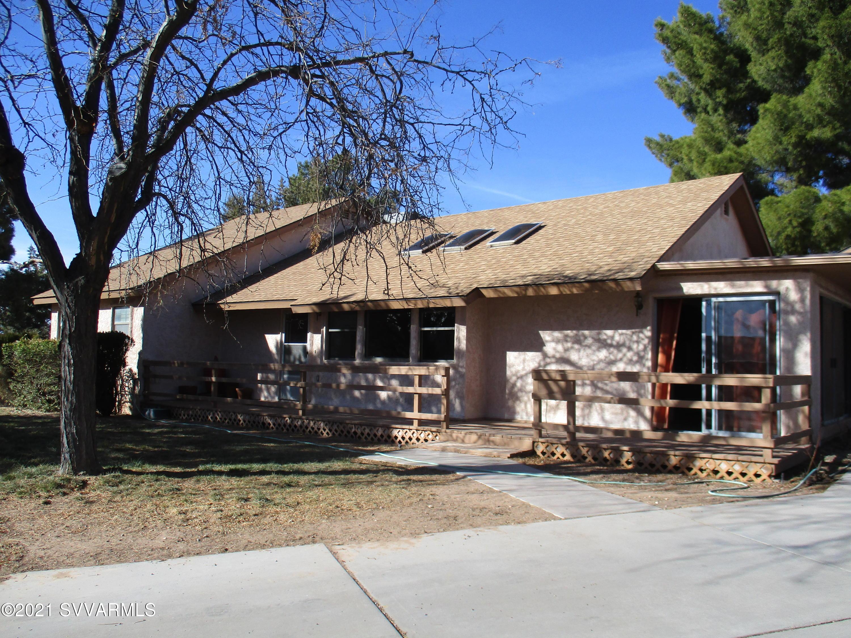 4590 E Valley Lane Rimrock, AZ 86335