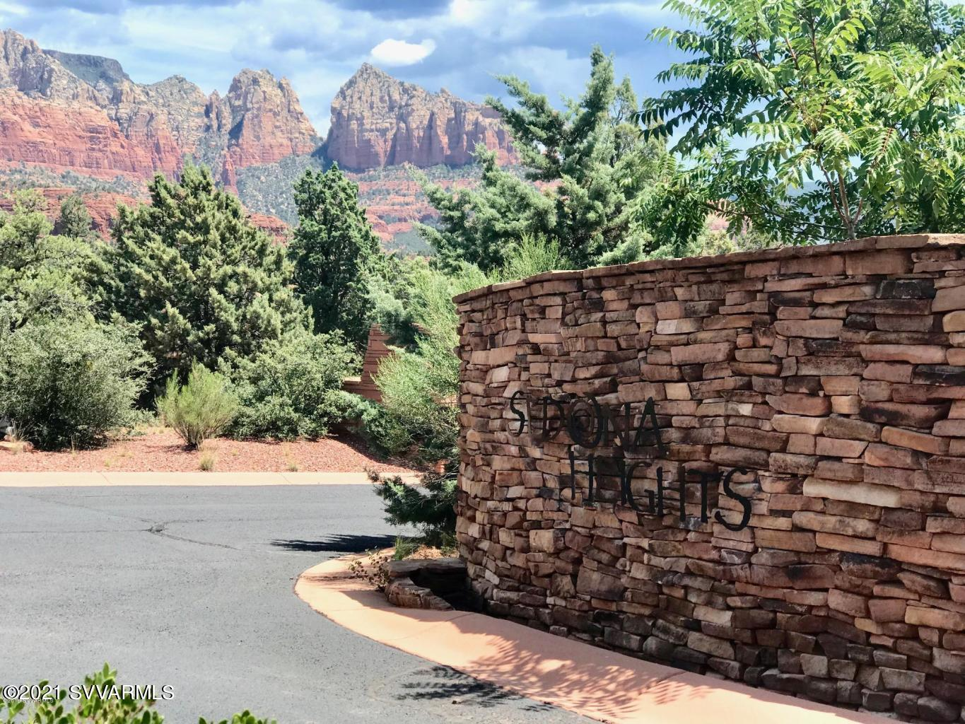 65 Sedona Heights Lane Sedona, AZ 86336