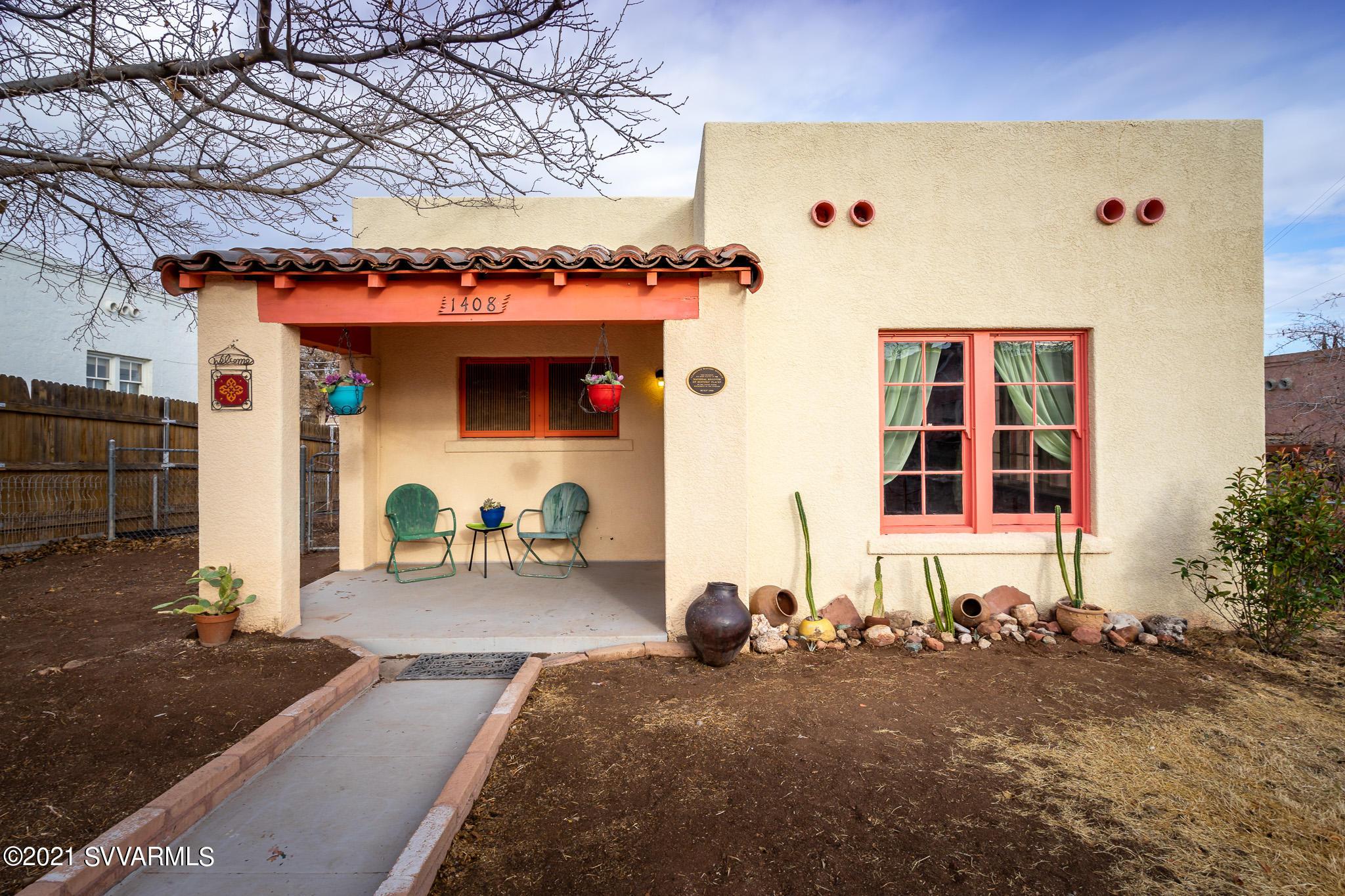 1408 Second South St Clarkdale, AZ 86324