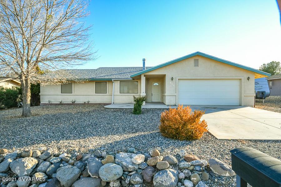 689 E Desert Park Lane Cottonwood, AZ 86326