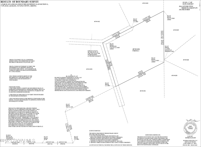 11775 E Diamond View Rd Cornville, AZ 86325