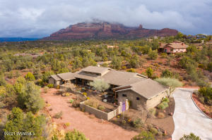 Red Rock views from your home on 2.05 Acres
