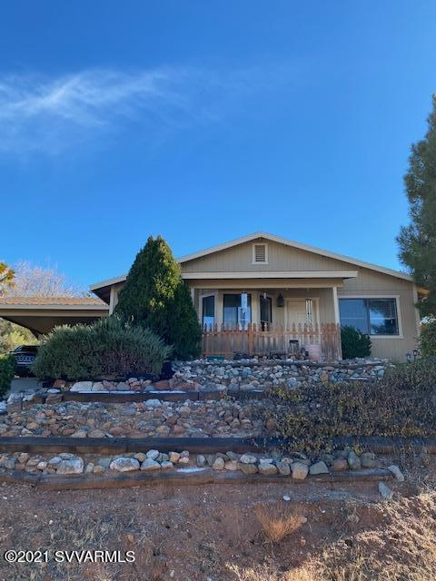 4253 E Mission Lane Cottonwood, AZ 86326