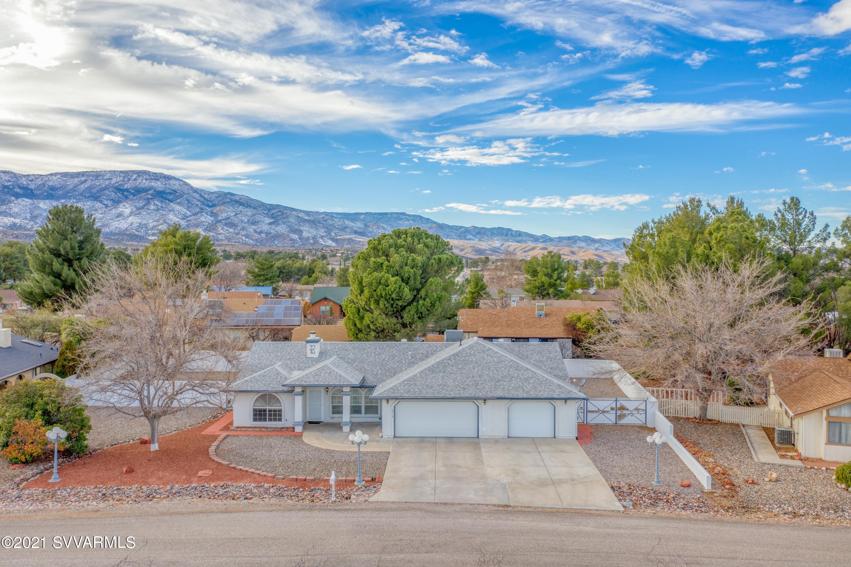 1878 Rancho Manana Circle Cottonwood, AZ 86326