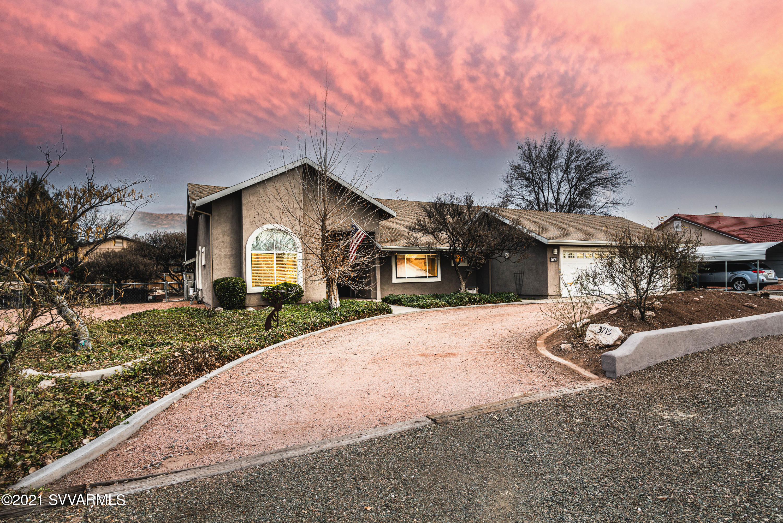3715 E Juniper Drive Rimrock, AZ 86335