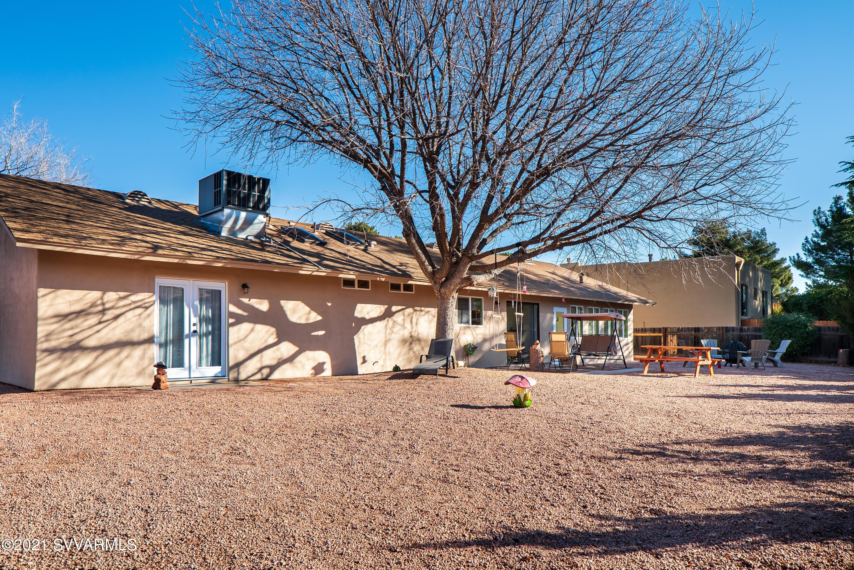 25 Spur Court Sedona, AZ 86351