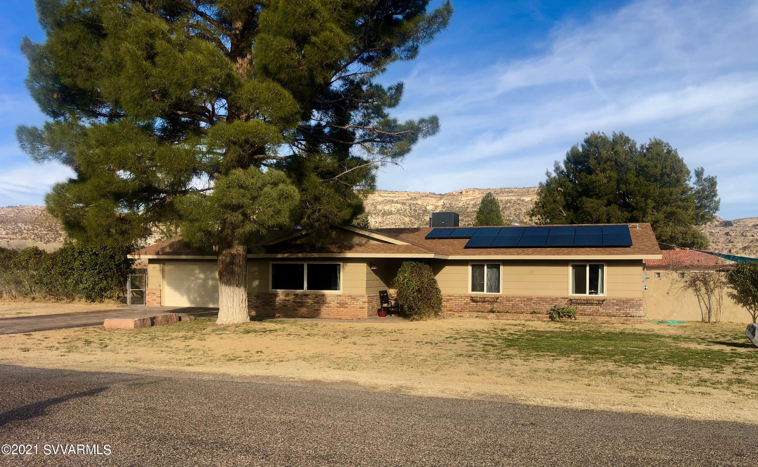 377 E Parade Ground Circle Camp Verde, AZ 86322