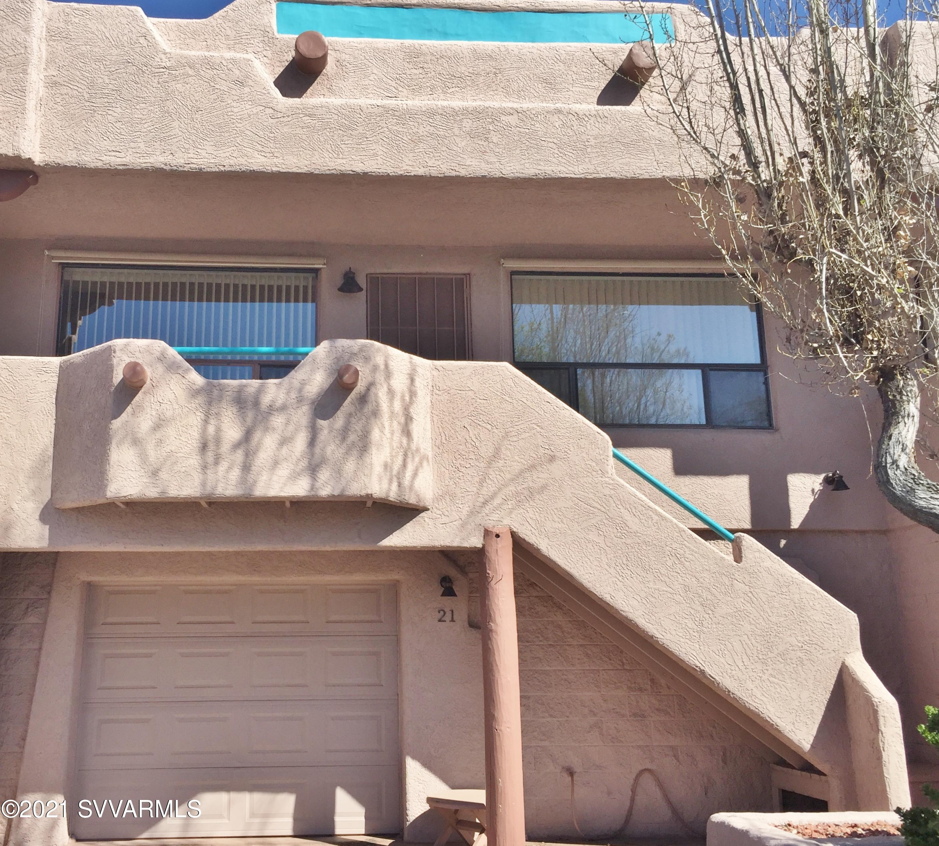 260 Coffee Pot Drive UNIT #21 Sedona, AZ 86336