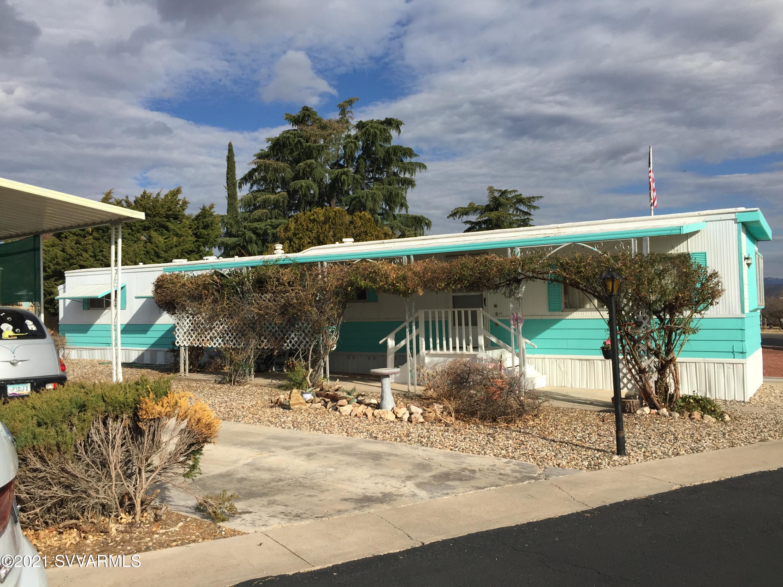 325 Az-89a UNIT #80 Cottonwood, AZ 86326