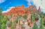 Front of Home Panorama - backs to Coconino Nat'l Forest
