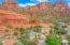 Stunning Sedona Red Rocks as your landscape.